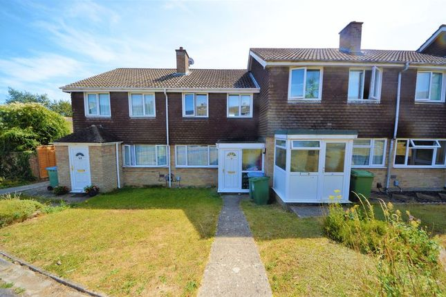 Thumbnail Terraced house to rent in Dore Avenue, Portchester, Fareham