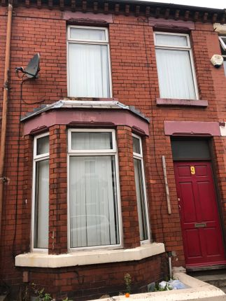 Thumbnail Terraced house to rent in Ingrow Road, Liverpool