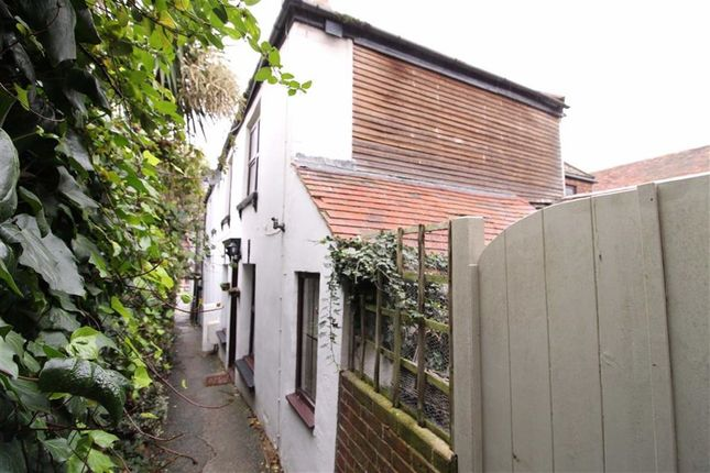 4 bed semi-detached house for sale in Garden Cottages, Old Town, Hastings, East Sussex
