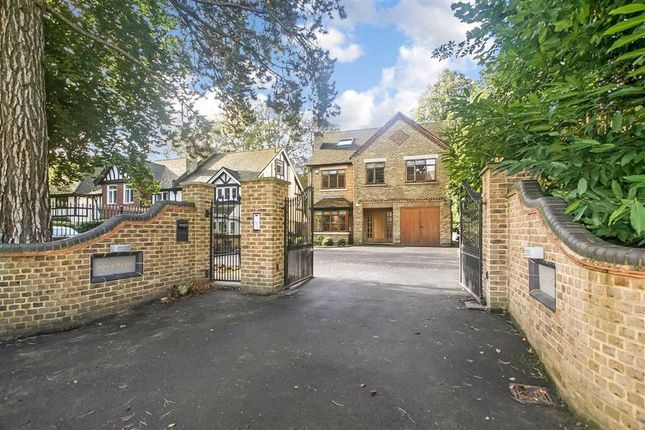 Thumbnail 6 bed detached house for sale in Foxley Lane, West Purley, Surrey
