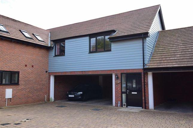 Thumbnail Link-detached house for sale in Teddington Drive, West Malling, Kent