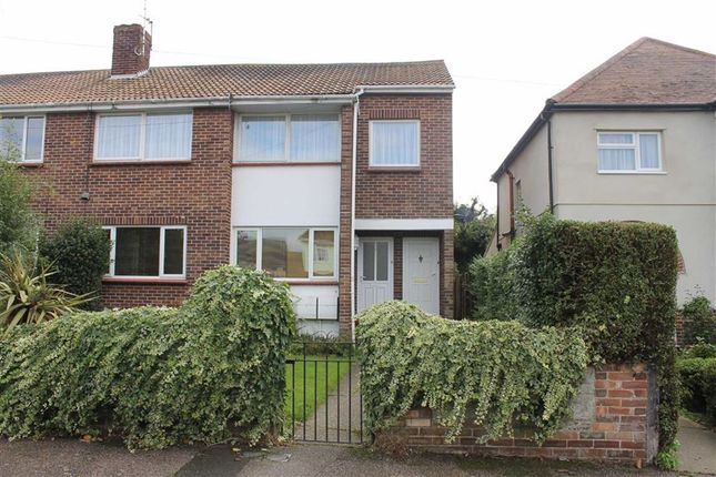 Thumbnail Flat for sale in Queens Road, Clacton-On-Sea