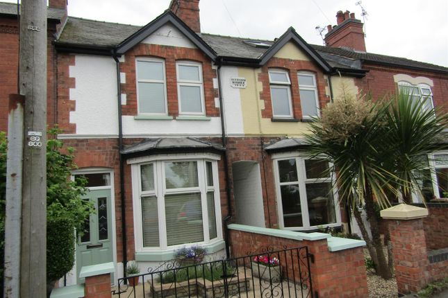 Thumbnail Terraced house for sale in Croft Road, Cosby, Leicester