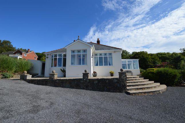 Thumbnail Detached bungalow for sale in Gwscwm Road, Pembrey, Burry Port