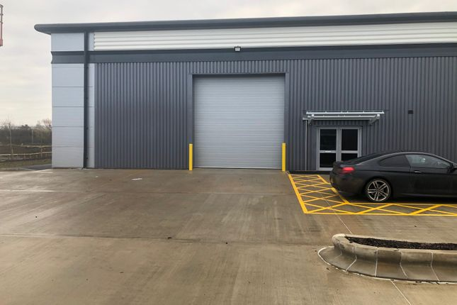 Thumbnail Industrial for sale in Unit 10 Omega Court, Centrix Business Park, Corby, Northamptonshire