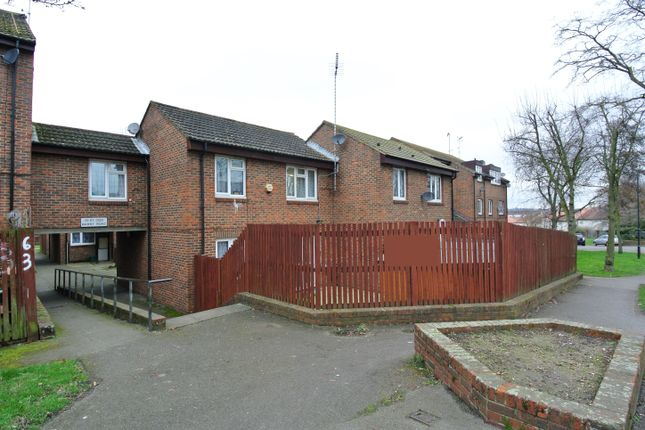 Thumbnail Terraced house for sale in Barry Road, Stonebridge