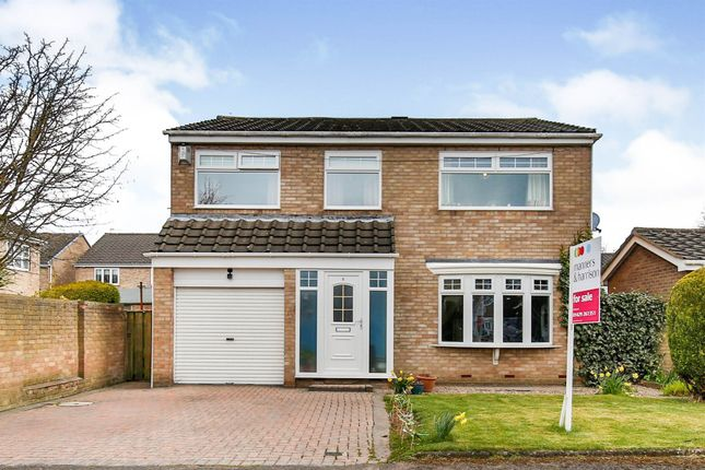 Thumbnail Detached house for sale in Watton Close, Hartlepool