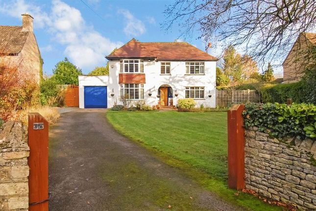 Thumbnail Detached house for sale in Oxford Road, Woodstock