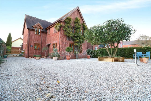 Thumbnail Detached house for sale in Boxted Road, Mile End, Colchester, Essex