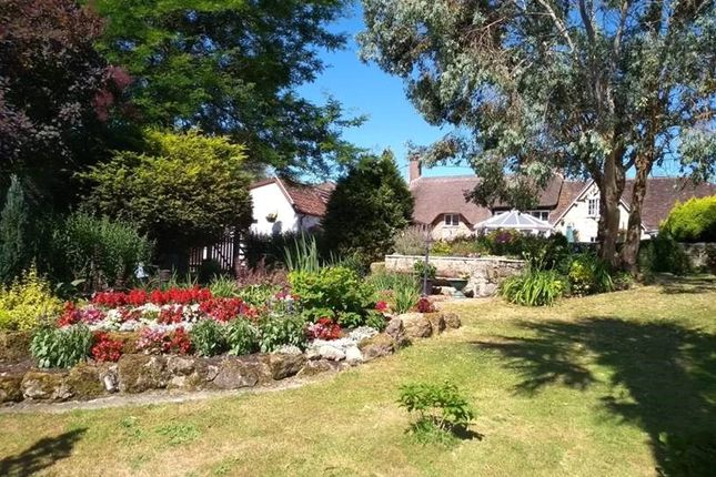 Thumbnail Detached house for sale in Compton Abbas, Shaftesbury, Dorset