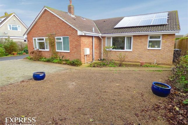 Thumbnail Detached bungalow for sale in Inner Loop Road, Beachley, Chepstow, Gloucestershire