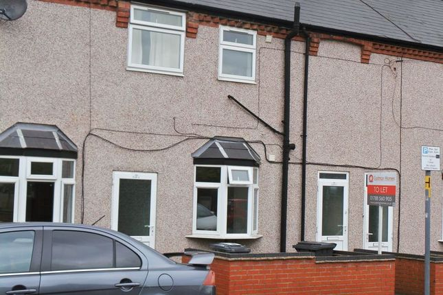 Thumbnail Flat to rent in Claremont Road, Rugby