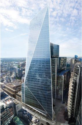 Office to let in The Scalpel 52 Lime Street, London