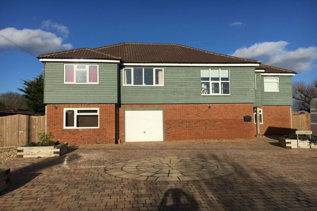 Thumbnail Detached house for sale in Draffin Lane, Camber, Rye