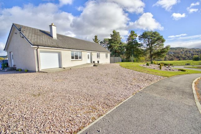 Thumbnail Detached bungalow for sale in Juniper Drive, Tomatin, Inverness-Shire