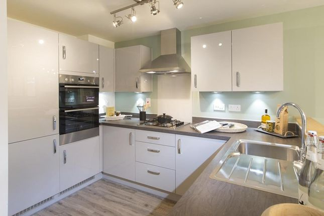 """3 bed semi-detached house for sale in """"Cannington"""" at Burney Drive, Wavendon MK17"""