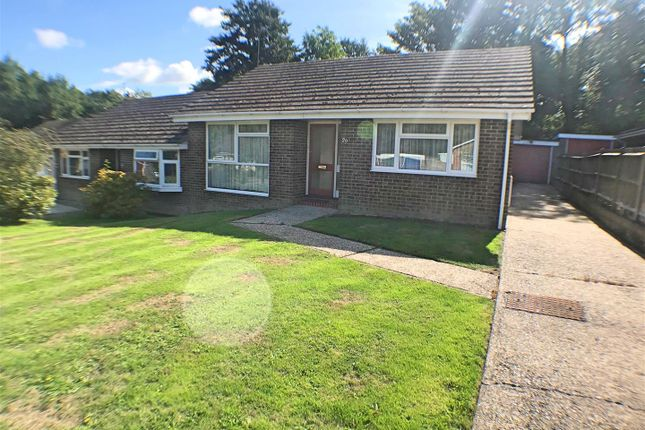 Thumbnail Bungalow for sale in Beech Close, Netherfield Hill, Battle