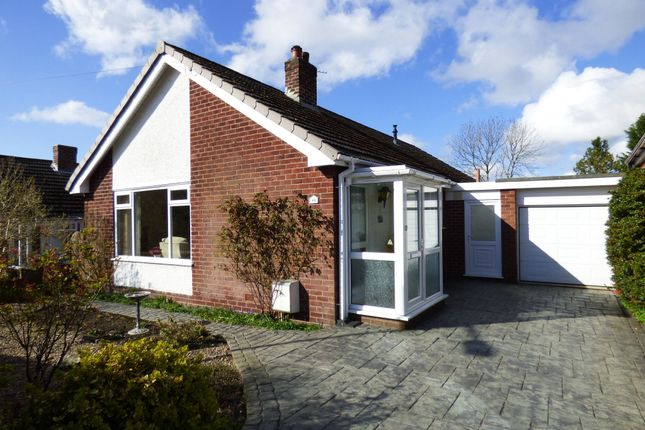 Thumbnail Bungalow for sale in Bowfell Drive, High Lane, Stockport