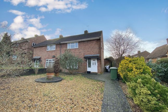 3 bed semi-detached house to rent in Longfield Road, Winchester SO23