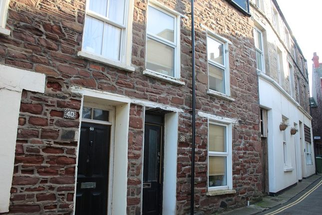 Thumbnail Cottage for sale in Market Street, Peel, Isle Of Man