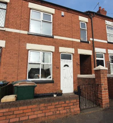 Thumbnail Terraced house to rent in Grindle Road, Longford, Coventry