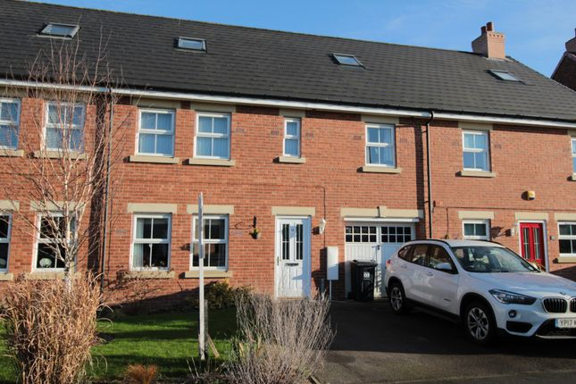 Thumbnail Terraced house for sale in Merrybent Drive, Merrybent, Darlington, Durham