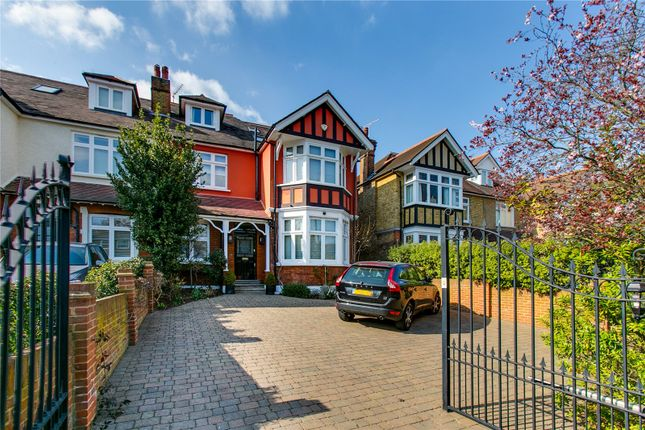 Thumbnail Semi-detached house to rent in Queens Road, Richmond, Surrey