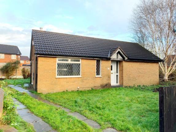 2 bed bungalow for sale in Cloverfields, Daisyfield, Blackburn, Lancashire BB1