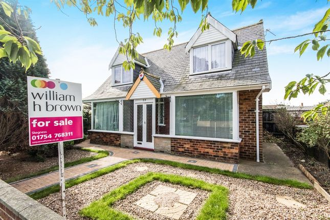 Thumbnail Detached bungalow for sale in Waterloo Road, Mablethorpe