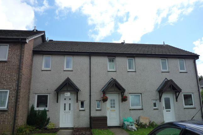 Thumbnail Terraced house to rent in Cedar Close, Callington