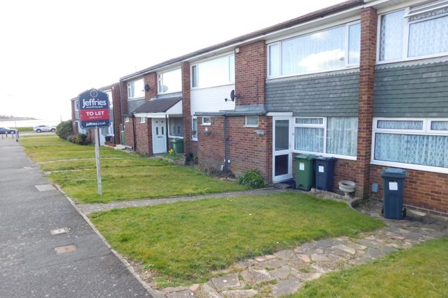 Thumbnail Terraced house to rent in Paddock Walk, Cosham, Portsmouth