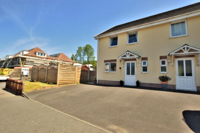 3 bed semi-detached house for sale in Heol Y Gors, Cwmgors, Ammanford SA18