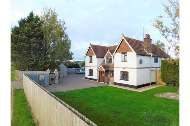 Thumbnail Detached house for sale in Grittenham, Chippenham