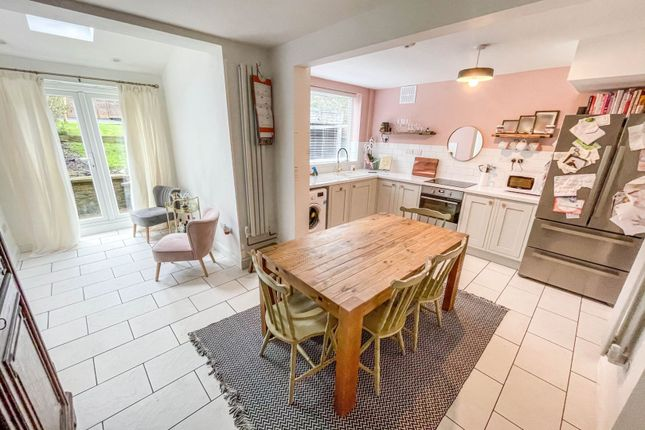 Thumbnail Semi-detached house for sale in Denegate Avenue, Leicester