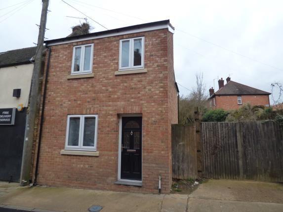 Thumbnail End terrace house for sale in High Street, Kingsthorpe Village, Northampton, Northamptonshire