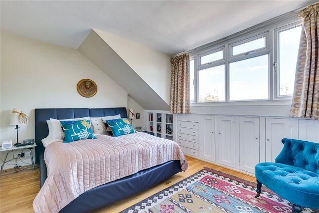Bedroom of St Dunstans Road, Barons Court, London W6