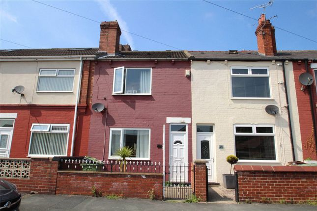 Thumbnail Terraced house to rent in Moorhouse View, South Elmsall