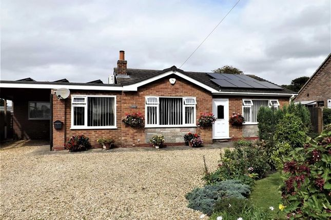 3 bed detached bungalow for sale in Church End, Fleet, Holbeach, Spalding