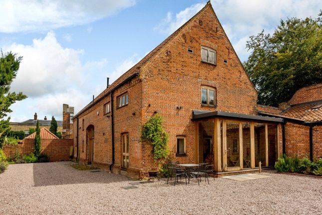 5 bed detached house for sale in Creake Road, Cranmer, Fakenham, Norfolk NR21