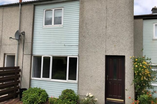 Thumbnail Terraced house to rent in Willow Road, Mayfield, Dalkeith