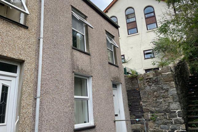 Thumbnail End terrace house for sale in Ebenezer Place, Bangor