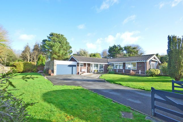 Thumbnail Detached bungalow for sale in Halletts Shute, Norton, Yarmouth