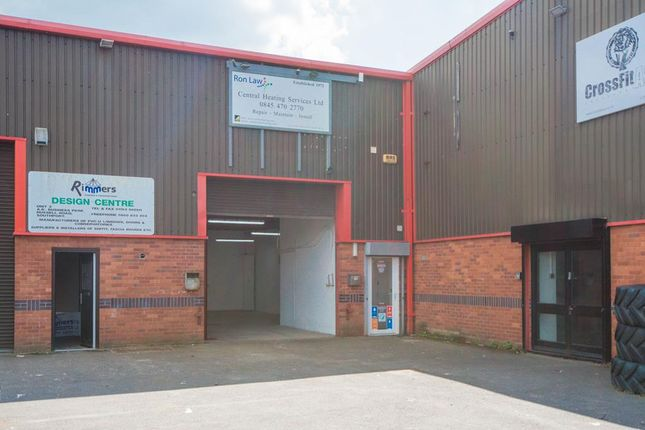 Thumbnail Light industrial for sale in Unit 24 Ak Business Park, Russell Road, Southport