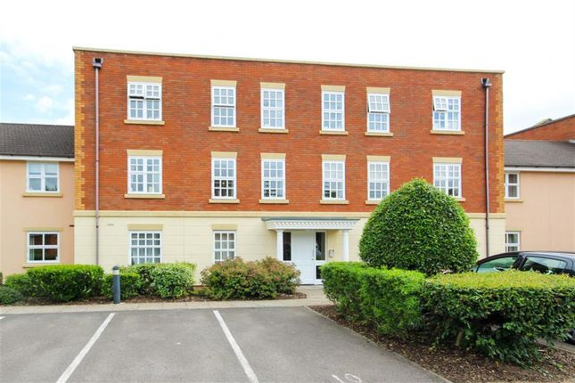 2 bed flat for sale in John Repton Gardens, Royal Victoria Park, Bristol BS10