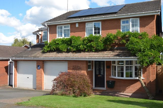 Thumbnail Detached house for sale in Hyperion Road, Stourton