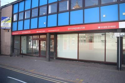 Thumbnail Retail premises to let in Ground Floor, 7-9 Fennel Street, Loughborough, Leicestershire