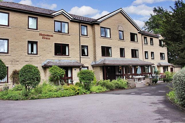 Thumbnail Flat for sale in Homemoss House, Buxton