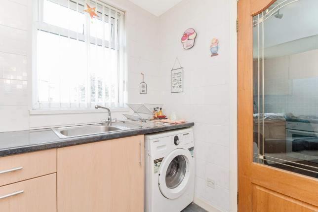 Kitchen of George Street, Ayr, South Ayrshire KA8