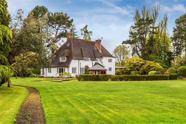 Thumbnail Detached house for sale in Ballards Lane, Oxted, Surrey