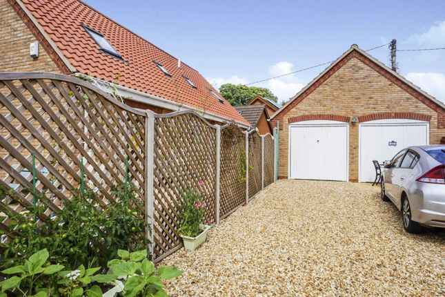 Double Garage of High Street, Reepham, Lincoln LN3